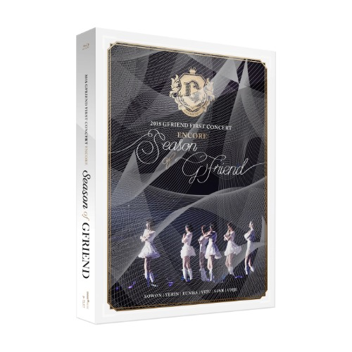 [Blu-ray] 여자친구 - 2018 GFRIEND FIRST CONCERT [Season of GFRIEND] ENCORE Blu-ray