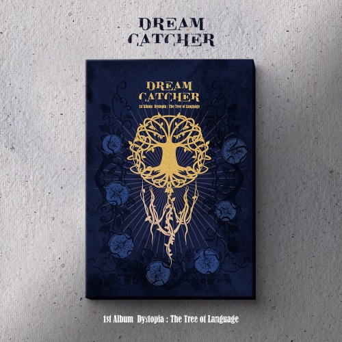 L Ver/드림캐쳐(Dream Catcher) - 정규 1집 앨범 [Dystopia:The Tree Of Language]