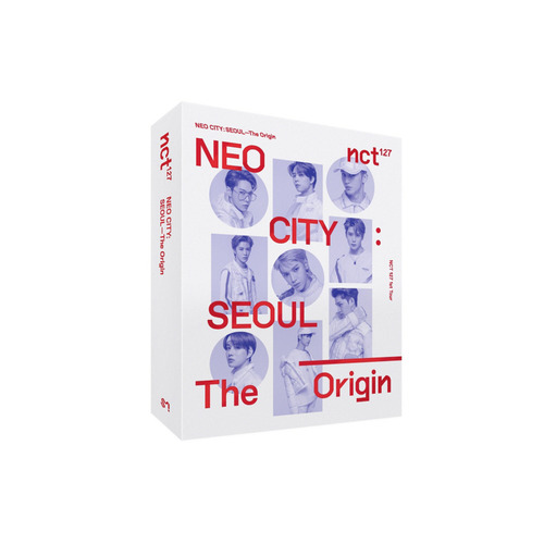 NCT 127(엔시티) NEO CITY SEOUL–The Origin 키트비디오