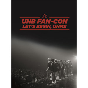 UNB(유앤비) - 2018 UNB Fan-Con [LET'S BEGIN, UNME] DVD