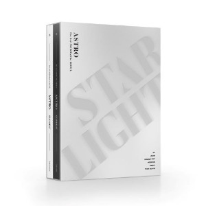 [DVD] 아스트로 - 2nd ASTROAD to Seoul [STAR LIGHT] DVD