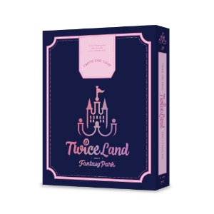 [Blu-ray] 트와이스 - TWICE 2ND TOUR 'TWICELAND ZONE 2:Fantasy Park' Blu-ray