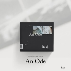 5.Real Ver./포스터/ 세븐틴 - 정규 3집 앨범 [An Ode]