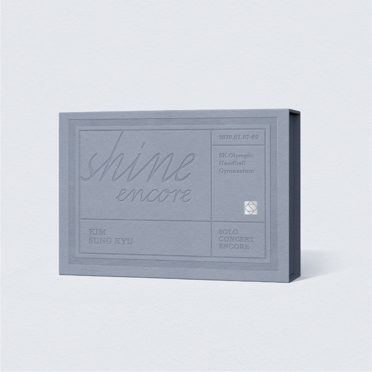 김성규 (KIM SUNG KYU)- SOLO CONCERT [SHINE ENCORE] KIT VIDEO