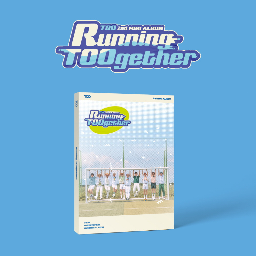 TOO(티오오) - 미니 앨범 2집 [Running TOOgether]