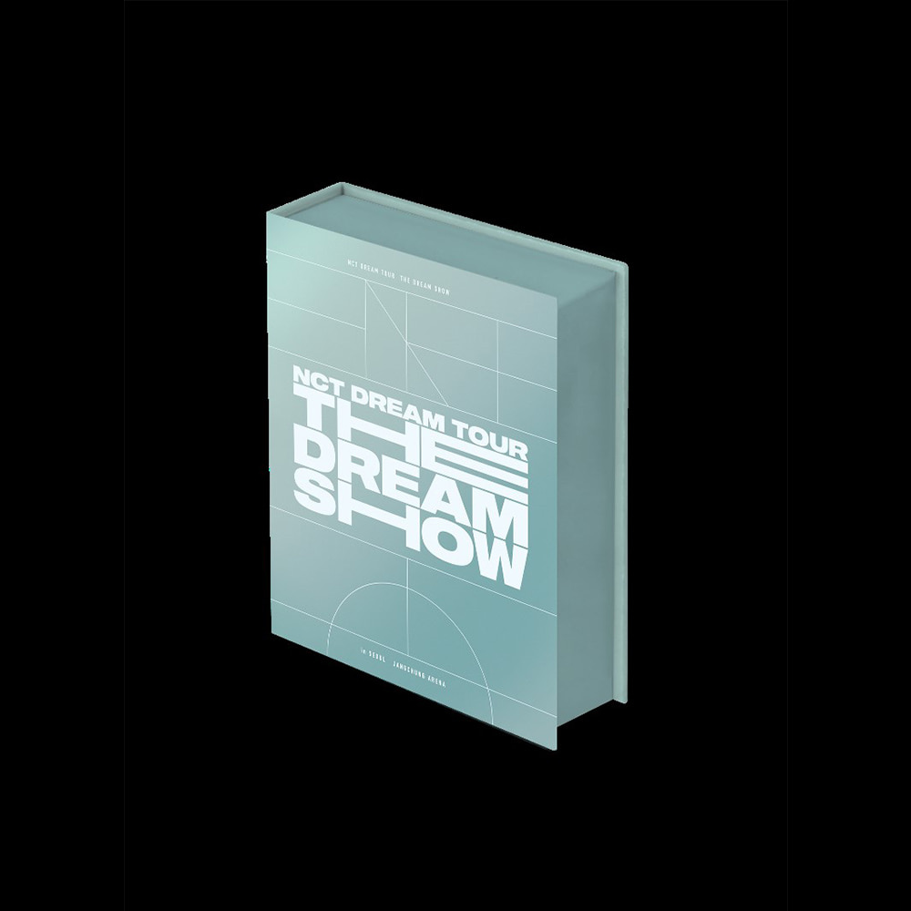 NCT DREAM(엔시티드림) - TOUR [THE DREAM SHOW] 키트비디오