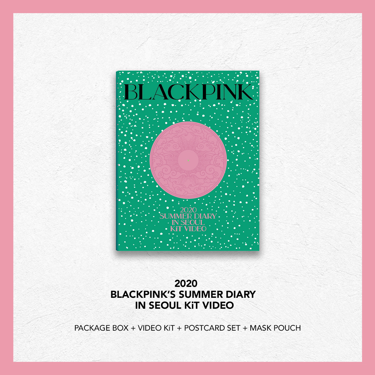 블랙핑크 - 2020 BLACKPINK'S SUMMER DIARY IN SEOUL [키트 비디오]