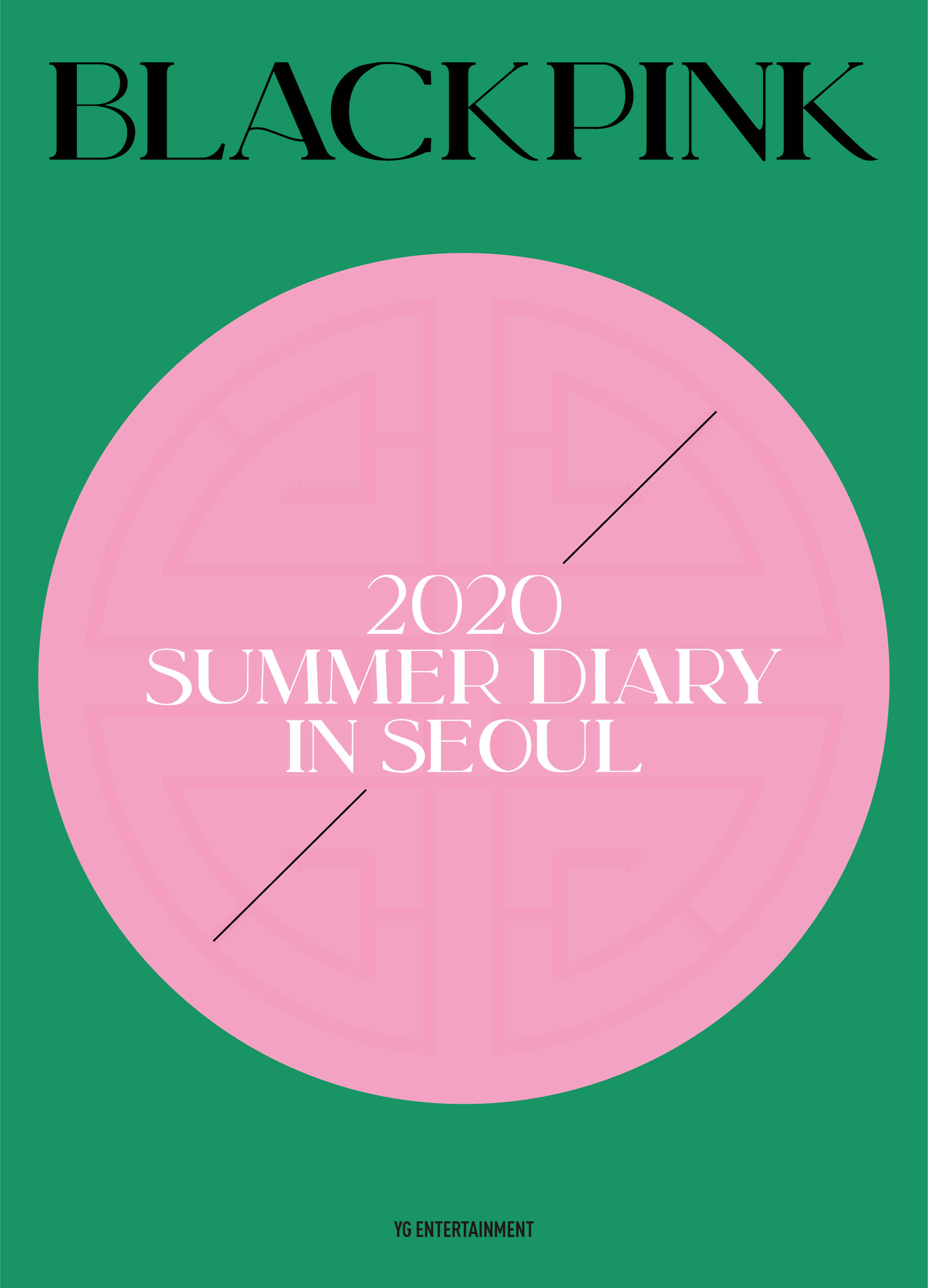 블랙핑크 - 2020 BLACKPINK'S SUMMER DIARY IN SEOUL [DVD]